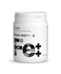Ainoa Rauta 100mg + C 100 kaps