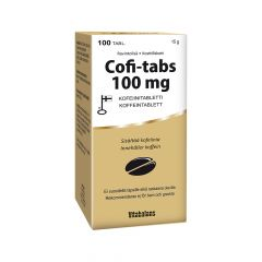 COFI-TABS 100MG 100 TABL