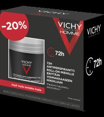 Vichy deotupla homme 72H 2x50ml